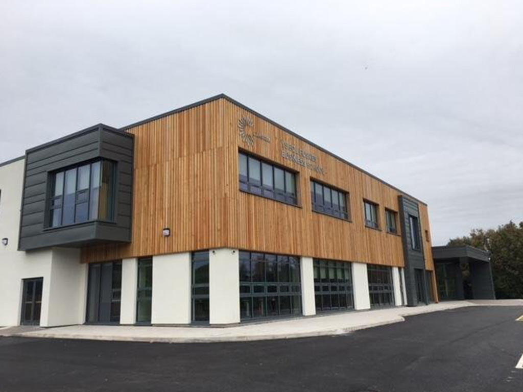 Coleg Cambria Business Centre Northop Kynaston Contracts